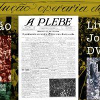 """[São Paulo-SP] Neste mês de julho a Biblioteca Terra Livre preparou uma promoção especial: """"A Revolução Operária"""""""