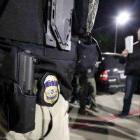 [EUA] Até as portas de suas casas! Recapitulação dos recentes protestos contra agentes do ICE na área de South Puget Sound