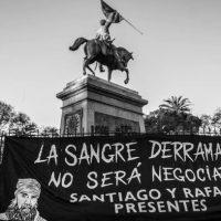 """[Argentina] """"A melhor maneira de lembrar aqueles que caíram lutando é continuar lutando"""""""