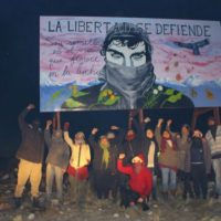 """[Argentina] Atividades na Estrada 40 a poucos metros de onde desapareceu Santiago Maldonado: """"Mantemos viva a memória do companheiro"""""""