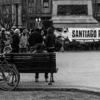 [Argentina] Rosario: Após um ano, Santiago Maldonado Presente!