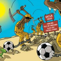 [Catar] Operário morre em obra de estádio da Copa do Mundo de 2022
