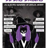 """[Chile] Chillán: 3º Encontro Feminista """"A Rebelião das Bruxas"""", 17 e 18 de agosto"""