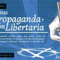 [Chile] Santiago: Ferramentas para a propaganda e difusão libertária