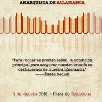 [Espanha] XI Feira do Livro Anarquista de Salamanca acontece neste sábado