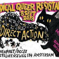 "[Holanda] Em Amsterdam, ""Radical Queer Resistance Festival"""