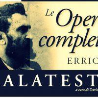 [Itália] Obras completas de Errico Malatesta serão lançadas