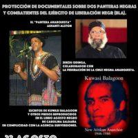 [México] Anarquistas e Anarquismo no Agosto Negro