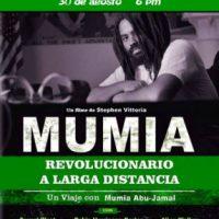 "[México] Cinema ""Free Mumia"" no Agosto Negro"