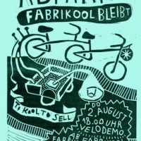 [Suíça] Bicicletada contra a venda da Fabrikool