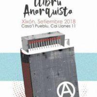 [Espanha] Gijón: V Encontro do Livro Anarquista de Astúrias