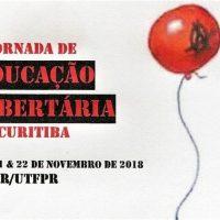 I Jornada de Educação Libertária de Curitiba (PR)