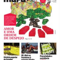 [Portugal] Já está circulando a 21ª edição do jornal Mapa
