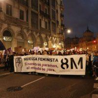 [Espanha] Um afiliado da CNT demitido por apoiar a greve feminista obtém sua reintegração
