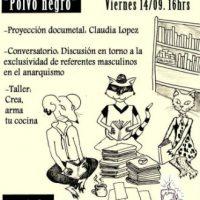 [Chile] Antofagasta: Abertura da Biblioteca Antiautoritária Polvo Negro