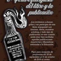 [Colômbia] 6ª Feira Anarquista do Livro e da Publicação de Medellín