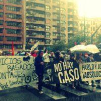 [Espanha] Milhares de pessoas se manifestam em Logroño contra a sentença do Não Caso