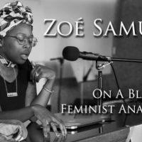 """[EUA] Solecast: """"As Black As Resistance"""" com Zoe Samudzi"""