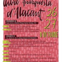 [Espanha] II Mostra do Livro Anarquista de Alicante