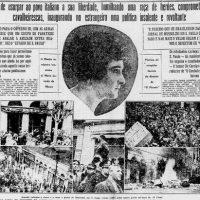 Memória: Páginas da Luta Antifascista no Brasil