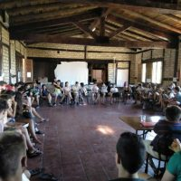 [Espanha] Uma experiência extremenha de escola em liberdade
