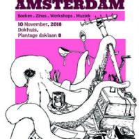 [Holanda] Feira do Livro Anarquista de Amsterdam em 10 de novembro