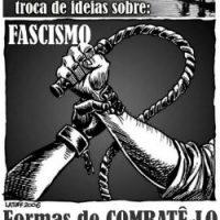 Atividade contra o fascismo em Porto Alegre (RS)