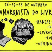 [Portugal] Feira Anarquista do Livro 2018 – Lisboa