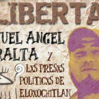 [México] Apelo à solidariedade pela liberdade de Miguel Ángel Peralta