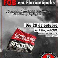 Apresentação da FOB em Florianópolis (SC)