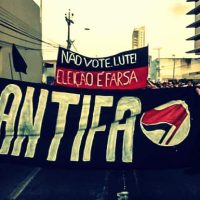 """Campanha nacional contra a farsa eleitoral: """"Não vote! Lute e construa o Sindicalismo Revolucionário!"""""""
