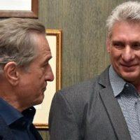 "[Cuba] ""Foda-se Robert De Niro"""