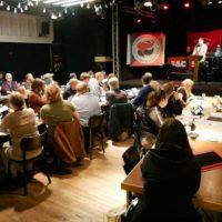 [Espanha] 32º Congresso do Sindicato vermelho e negro SAC na Suécia