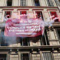 [França] Em Marselha, sede da Ong SOS Mediterrâneo é atacada pela extrema direita