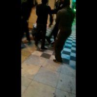 [Grécia] Vídeo: Em Atenas, antifascistas botam para correr fascistas húngaros com pauladas, socos e pontapés