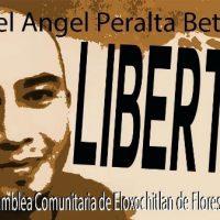 [México] Sentença de 50 anos de prisão para o anarquista e indígena oaxaquenho Miguel Ángel Peralta