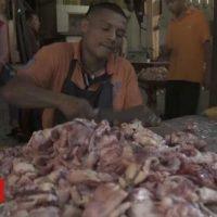 Vídeo: Na Venezuela, venda de carne podre e cadáveres que explodem por falta de eletricidade em necrotérios