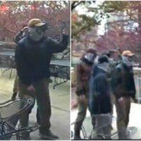 [EUA] Neo-nazistas rapidamente expulsos da Feira do Livro Anarquista de Boston