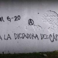 [Uruguai] Não a cúpula do G20, nem ao mundo que a torna possível