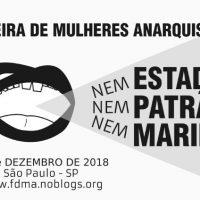 """""""Esse ano optamos por dar um tema pra Feira: Nem Estado, Nem Patrão, Nem Marido"""""""