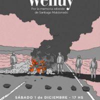 """[Argentina] Rosário: Apresentação do livro """"Wenüy. Por la memoria rebelde de Santiago Maldonado"""""""