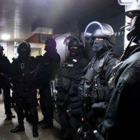 [França] Repressão policial contra o movimento antifascista em Lyon: busca e custódia, seis lyoneses são presos