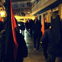 [Grécia] Vídeo: Patrulha antifascista em Pireus