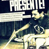 [Joinville-SC] Eduardo Torres, um companheiro presente!