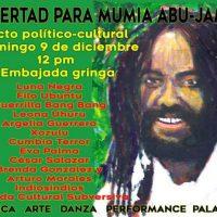 [México] Atuemos pela liberdade de Mumia Abu-Jamal
