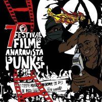 [São Paulo-SP] Confira a programação da sétima edição do Festival do Filme Anarquista e Punk de SP