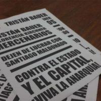 """[Uruguai] Intervenção na estreia do documentário """"El Camino de Santiago"""" em Montevidéu"""