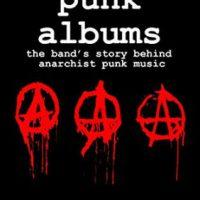 """[Reino Unido] Lançamento: """"Anarcho Punk Albums"""", de Gary Miller"""