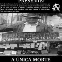 [São Paulo-SP] Quem matou Índio? – Uma resposta ao chamado anarquista por um Dezembro Negro