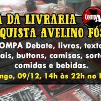 [Belo Horizonte-MG] Feira da Livraria Anarquista Avelino Fóscolo